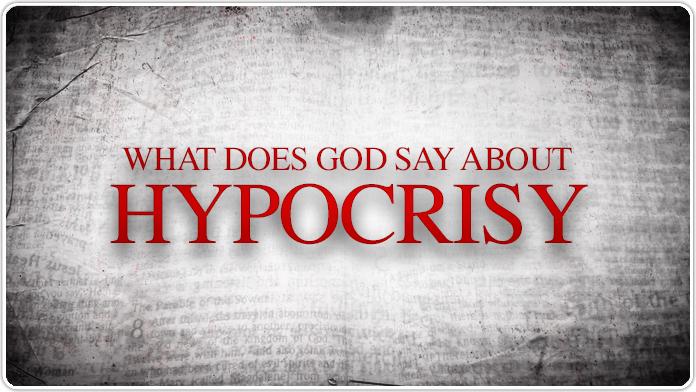 النفاق الديني والاجتماعي.